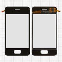 Сенсорный экран для мобильных телефонов China-iPhone 4, 4s, емкостный, черный, 90 мм, тип 4, (109*57мм), (75*50мм), #MG-035-017-FPC-V0.3