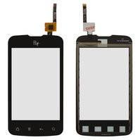 Сенсорный экран для мобильного телефона Fly IQ238, original, черный, #622Z83902350