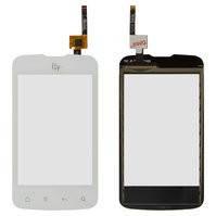 Сенсорный экран для мобильного телефона Fly IQ238, original, белый, #622Z83903350