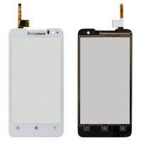Сенсорный экран для мобильного телефона Lenovo P770, белый