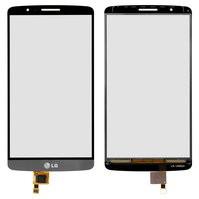 Сенсорный экран для мобильного телефона LG G3 D855, черный