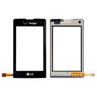 Сенсорный экран для мобильного телефона LG VX9700, черный