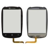 Сенсорный экран для мобильных телефонов ZTE N720; Miromax A60, черный