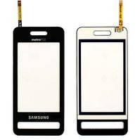 Сенсорный экран для мобильного телефона Samsung R810, черный