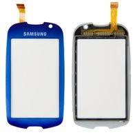 Сенсорный экран для мобильного телефона Samsung S7550, синий
