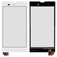 Сенсорный экран для мобильных телефонов Sony D5102 Xperia T3, D5103 Xperia T3, D5106 Xperia T3, белый