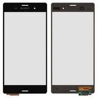 Сенсорный экран для мобильных телефонов Sony D6603 Xperia Z3, D6633 Xperia Z3 DS, D6643 Xperia Z3, D6653 Xperia Z3, черный