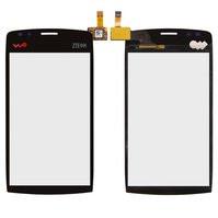 Сенсорный экран для мобильных телефонов ZTE Base Lutea, V880, черный
