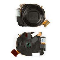 Механизм ZOOM для цифровых фотоаппаратов Nikon S6000, S6150, черный