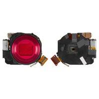 Механизм ZOOM для цифровых фотоаппаратов Nikon S6000, S6150, красный