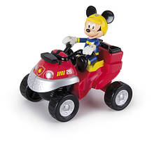 """Игровая фигурка «Minnie & Mickey Mouse Clubhouse» (181915) набор """"Квадроцикл Микки"""" Спасатели"""