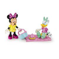 """Игровая фигурка «Minnie & Mickey Mouse Clubhouse» (181960) набор фигурок """"Пикник Минни и Дейзи"""" Солнечный денек"""