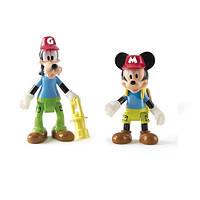 """Игровая фигурка «Minnie & Mickey Mouse Clubhouse» (181878) набор фигурок """"Приключения Микки и Гуфи"""" Кемпинг"""