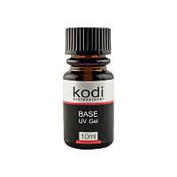 Наращивание ногтей Kodi Базовый гель Kodi UV Gel Base 10 мл