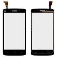 Сенсорный экран для Huawei Ascend Y511-U30 Dual Sim, черный