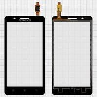 Сенсорный экран для мобильного телефона Lenovo A536, черный