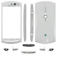 Корпус для мобильных телефонов Sony Ericsson MT11i Xperia neo V, MT15i Xperia Neo, белый