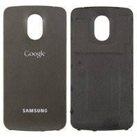 Задняя крышка батареи для мобильного телефона Samsung I9250 Galaxy Nexus, серая