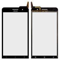 Сенсорный экран для мобильного телефона Asus ZenFone 6 (A600CG), черны