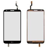 Сенсорный экран для мобильных телефонов LG G2 D802, G2 D805, черный