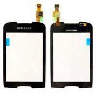 Сенсорный экран для мобильного телефона Samsung S5570 Galaxy Mini, черный
