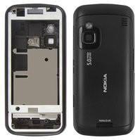 Корпус для мобильного телефона Nokia C6-00, high-copy, черный