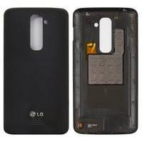 Задняя крышка батареи для мобильных телефонов LG G2 D800, G2 D801, G2 D802, G2 D803, G2 D805, LS980, черная