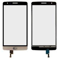Сенсорный экран для мобильных телефонов LG G3s D722, G3s D724, золотис