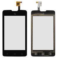 Сенсорный экран для мобильного телефона Fly IQ449 Pronto, черный