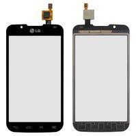 Сенсорный экран для мобильного телефона LG P715 Optimus L7 II, черный