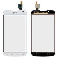 Сенсорный экран для мобильного телефона LG P715 Optimus L7 II, белый