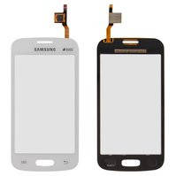 Сенсорный экран для мобильных телефонов Samsung S7260 Galaxy Star Plus, S7262 Galaxy Star Plus Duos, белый