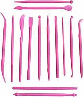 Набор ножиков (14 стеков) для мастики