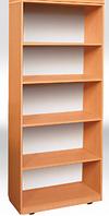 Шкаф книжный открытый 802х403х1816 мм