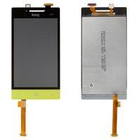Дисплей для мобильного телефона HTC A620e Windows Phone 8S, зеленый, с