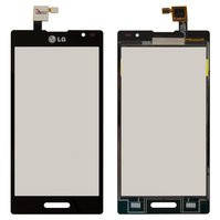 Сенсорный экран для мобильных телефонов LG P760 Optimus L9, P765 Optimus L9, P768 Optimus L9, черный