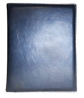 """Датированный ежедневник А5 Таити (коллекция """"БИЗНЕС""""), синий, от 100 шт"""