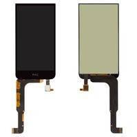 Дисплей для мобильного телефона HTC Desire 616 Dual Sim, черный, с сенсорным экраном