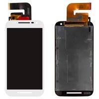Дисплей для мобильных телефонов Motorola XT1540 Moto G3 (3nd Gen), XT1541 Moto G3 (3nd Gen), XT1544 Moto G3 (3nd Gen), XT1548 Moto G3 (3nd Gen),