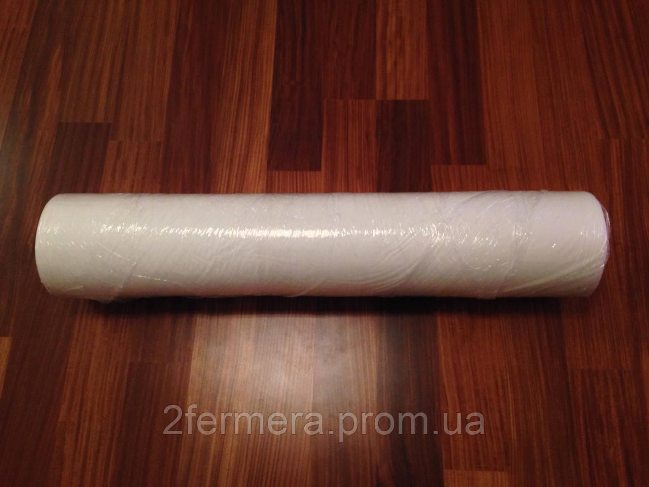 Одноразовые простыни 23гр/м 0,8*100м. белые