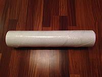 Одноразовые простыни 23гр/м 0,8*100м. белые, фото 1