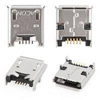 Коннектор зарядки для планшета Acer Iconia Tab B1-A71, 7 pin, micro-USB тип-B