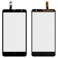 Сенсорный экран для мобильного телефона Nokia 1320 Lumia, черный