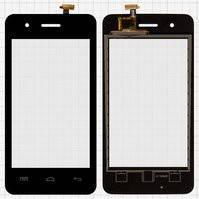 Сенсорный экран для мобильного телефона Explay Onyx, черный