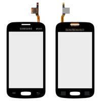 Сенсорный экран для мобильных телефонов Samsung S7260 Galaxy Star Plus, S7262 Galaxy Star Plus Duos, черный