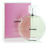 Женская туалетная вода Chanel Chance Eau Fraiche (Шанс О Фрэш) Шанель парфюмерия, Копия