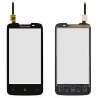 Сенсорный экран для мобильного телефона Lenovo A820, черный