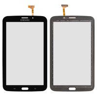 Сенсорный экран для планшетов Samsung P3200 Galaxy Tab3, P3210 Galaxy Tab 3, T210, T2100 Galaxy Tab 3, T2110 Galaxy Tab 3, синий, (версия 3G)