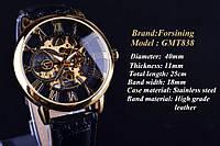 Механические часы скелетоны Winner.