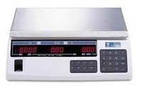 Торговые весы DS 788 BM (Bench) — весы без стойки, индикатор покупателя вмонтирован в корпус.